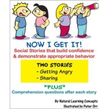 Social Story - Getting Angry and Sharing - Natural Learning